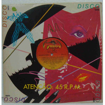 Disconautas / Ny Electric Band Maxi Single Vinil Disco Pierr