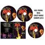 Dvd Neil Young & Crazy Horse - European Tour 2014