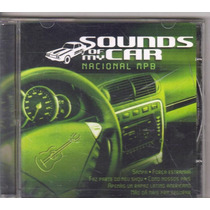 Cd Sounds Of My Car - Nacional Mpb, Original