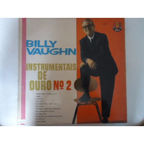 Disco Vinil Lp Billy Vaughn Instrumentais De Ouro N.2
