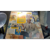 Disco Vinil Nat King Cole A Meus Amigos