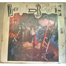 Lp Vinil David Bowie - Never Let Me Down - Ano 1987