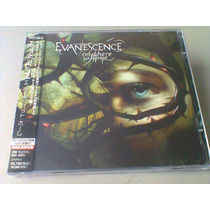 Evanescence Anywhere But Home Cd Lacrado (made Japan) Cd+dvd