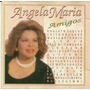 Cd Angela Maria - Amigos (9622)