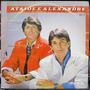 Lp Vinil - Ataíde E Alexandre - Volume 3 - 1986