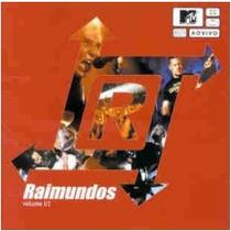 Cd Raimundos Mtv Ao Vivo Volume 1 (2000) - Novo Lacrado