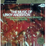 Lp / Eastman Orchestra - Fennell = Music Of Leroy Anderson