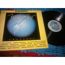 Lp Vinil Rock In Rio Festival Nacional-1984 - Ótimo Estado!