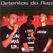 Cd-detentos Do Rap-ao Vivo-em Otimo Estado