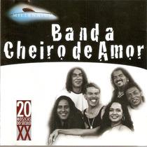 Cd Banda Cheiro De Amor - Millennium - Novo***