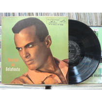Harry Belafonte Recital Lp Rca Capa Dura Alta Fidelidade