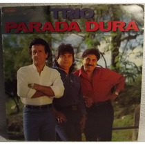 Lp / Vinil Sertanejo: Trio Parada Dura - Palavra Honra 1991