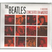 Cd The Beatles - Concierto En Madrid [import. Espanha]