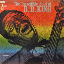 Lp Bb King - The Incredible Soul Of - 1973 - Col. Particular