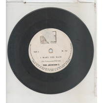 Compacto Vinil The Jackson 5 - I Want You Back - Motown