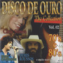 Cd Disco De Ouro The Collection Vol. 2 Anos 70 E 80 Original