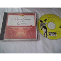Cd - Músicas Imortais Do Cinema - Trilha Sonora Original