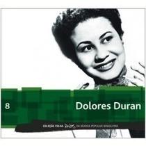 Dolores Duran Vol. 8 Coleção Folha Raízes Da Mpb Cd Original