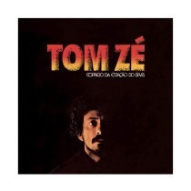 Lp Tom Ze - Correio Da Estacao Do Bras - Lacrado