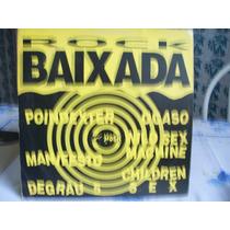 Lp. Rock Baixada Raro ! 1993 Várias Bandas De Rock .