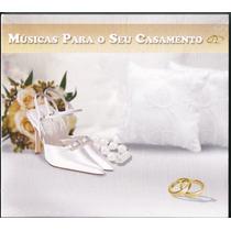 Box Músicas Para O Seu Casamento - 3 Cds * Músicas Cristãs