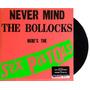 Lp Vinil Never Mind The Bollocks Heres The Sex Pistols 180g
