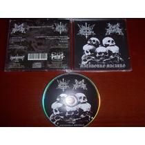 Abate Macabro / Temple Abattoir - Split Cd - Black Metal