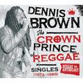 Dennis Brown Reggae Anthology Cd/dvd,novo Importado