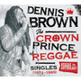 Dennis Brown Reggae Anthology Cd/dvd,novo Importado
