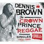 Box 2cd/dvd Dennis Brown Novo Imortado