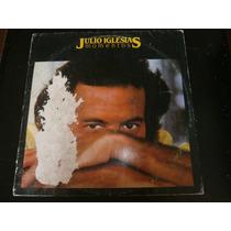 Lp Julio Iglesias - Momentos, Disco Vinil, Ano 1982