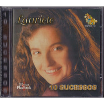 Cd Lauriete - 10 Sucessos [bônus Playback]