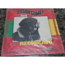 Lp Edson Gomes Recôncavo (perfeito, Quase Sem Arranhão)