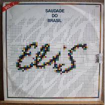 Vinil Lp Elis Regina - Saudade Do Brasil - Vol.2