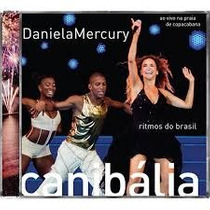 Daniela Mercuri Cd Canibalia Ao Vivo