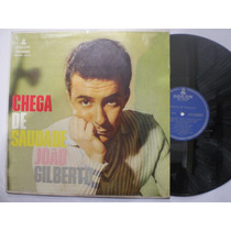Lp - João Gilberto / Chega De Saudade / Odeon / Mofb 3073