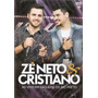 Dvd Zé Neto & Cristiano - Ao Vivo Em São José Do Rio Preto -