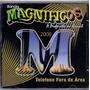 Cd Banda Magníficos - 2008 / Telefone Fora De Área - Novo**