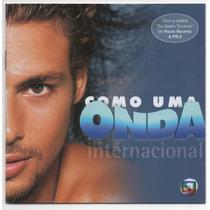 Cd Como Uma Onda - Internacional - Paulo Ricardo - Sting