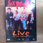 Dvd Sex Pistol - Live At The Longhorn