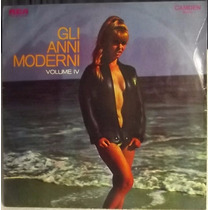 Lp / Vinil Romântico: Gli Anni Moderni - Vol.4 - 1971