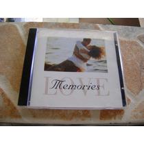 Cd - Love Memories Varios Artistas Som Livre 1997