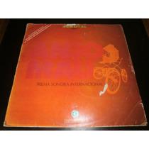 Lp Novela Anjo Mau, Trilha Internacional 1976, Bom Estado
