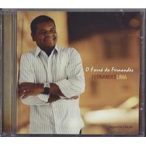Cd Fernandes Lima - O Forró Do Fernandes [original]