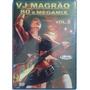 Dvd Vj Magrão 80´s Megamix Vol.2 (original E Lacrado)