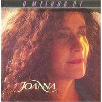 Cd Lacrado Joanna O Melhor De 1989