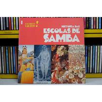 Historias Das Escolas De Samba 1 Lp Vinil