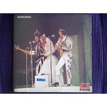 Lp Mutantes Mono 1969 Original Nacional Polydor