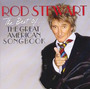 Cd Rod Stewart - Great American Song. - Best Of