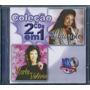 Coleção 2 Cds Em 1 - Lauriete E Marta Valéria [original]